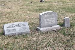 "Grace May ""Gracie"" <I>Burns</I> Combs"