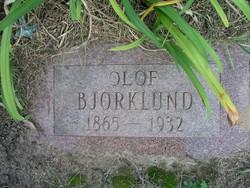 Olof Bjorklund