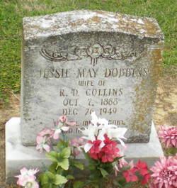 Jessie May <I>Dobbins</I> Collins