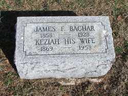 James Franklin Bachar