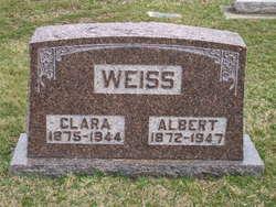 Clara Catherine <I>Schlemmer</I> Weiss