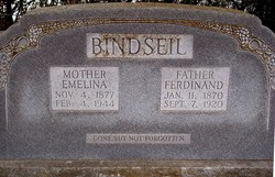 Ferdinand Bindseil