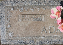 "William E. ""Buster"" Adams"