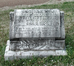 Harriett Elizabeth <I>Shaw</I> Fly