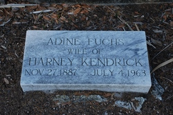 Adine <I>Fuchs</I> Kendrick