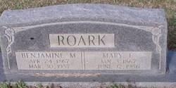 Benjamin Marion Roark