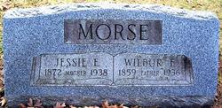 Jessie Elnora <I>White</I> Morse