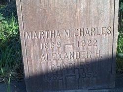 Alexander H Charles