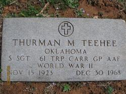 Thurman Martin Teehee