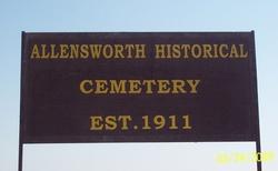 Allensworth Historical Cemetery