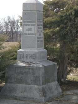 Chief Tarhe Monument