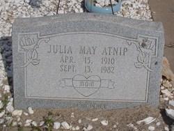 Julia Mae <I>Eakes</I> Atnip