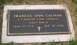 Frances Calnan