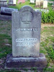 John Hall, Sr