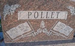 Opal Mae <I>Smith</I> Pollet