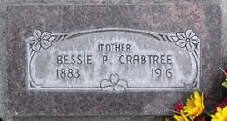 Bessie Eliza <I>Poulsen</I> Crabtree