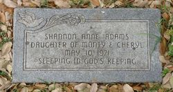 Shannon Anne Adams
