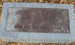 John Alvin Lyons
