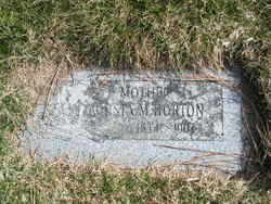 Agusta M Horton