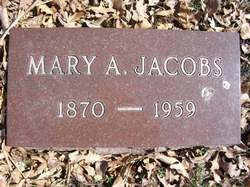 Mary A. Jacobs