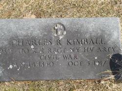 Charles R Kimball