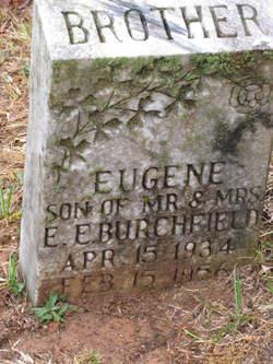 Eugene Burchfield