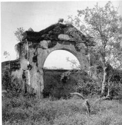 Dutch Cemetery Karikop at Nagapattinam