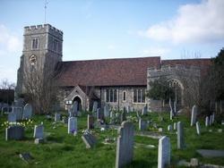 St Paulinus Churchyard
