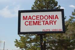 New Macedonia Cemetery