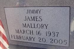 """James Mallory """"Jimmy"""" Buxton"""