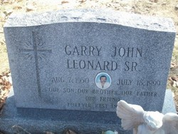Garry John Leonard, Sr