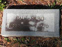 Paul Sabo