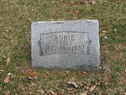 Julia Auria (Aurie) <I>Warner</I> Newberry