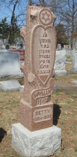 Betty Wyman