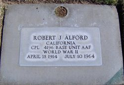 Robert J Alford