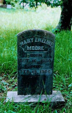 Mary Emeline Moore