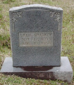 Lillie Sharkey