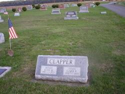 Elsie M. <I>Whetstone</I> Clapper