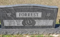 "Charles Henry ""Charlie"" Forrest"