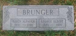 """George Egbert """"G.E."""" Brunger"""