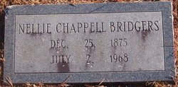 Nellie <I>Chappell</I> Bridgers