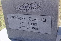 """Gregory Claudel """"Buck"""" Buxton"""