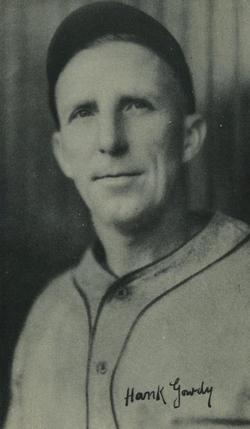 Hank Gowdy