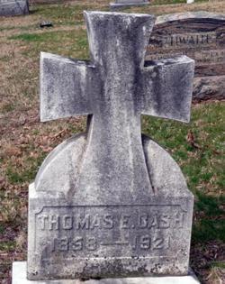 Thomas Ellwood Cash