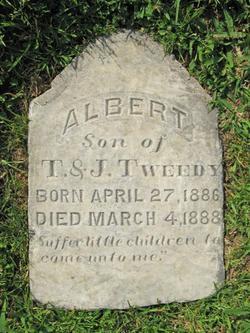 Albert Tweedy