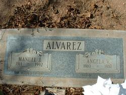 Angela V Alvarez