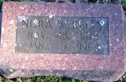 Nora Susan <I>Walker</I> Kelly
