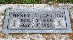 Henry LeRoy Dews, Sr