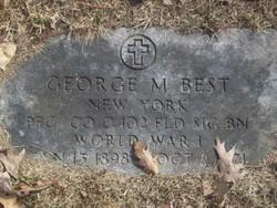 George M. Best