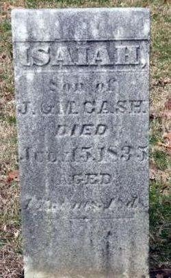 Isaiah Cash